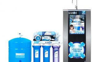 Nên mua máy lọc nước RO Geyser hay Karofi
